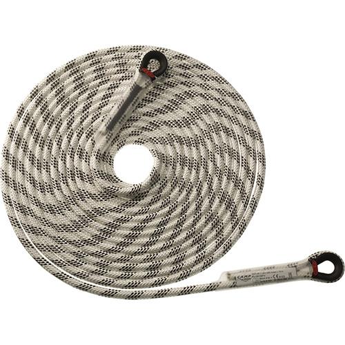 IRIDIUM 11 mm WITH LOOPS - Corda semi-statica